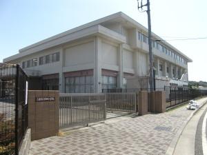 錦田小学 体育館