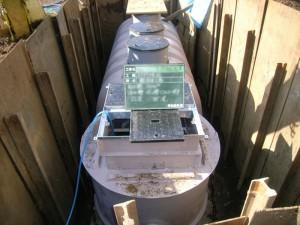 浄化槽設備工事